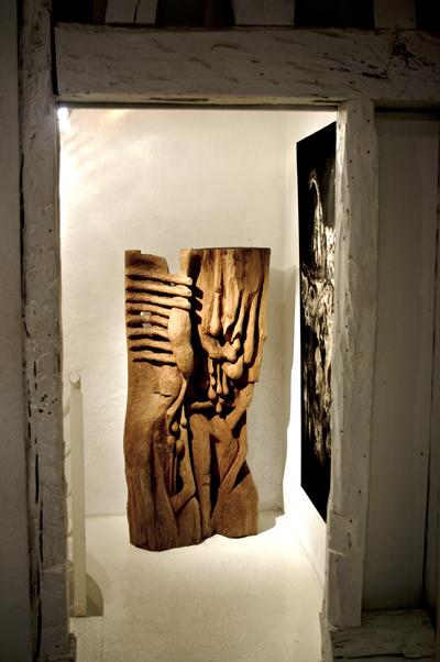 Carcasse V Galerie Marie Vitoux