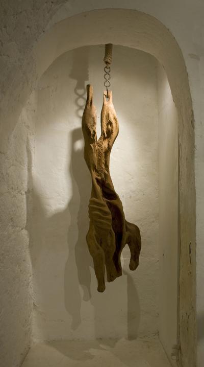 Carcasse II Galerie Marie Vitoux
